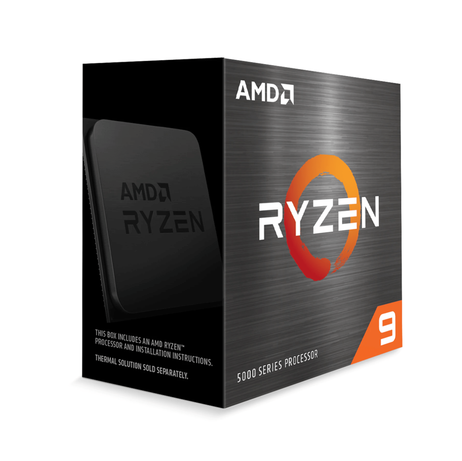 AMD Ryzen 9 5900X, 12-Core 24-Thread 4.8GHz