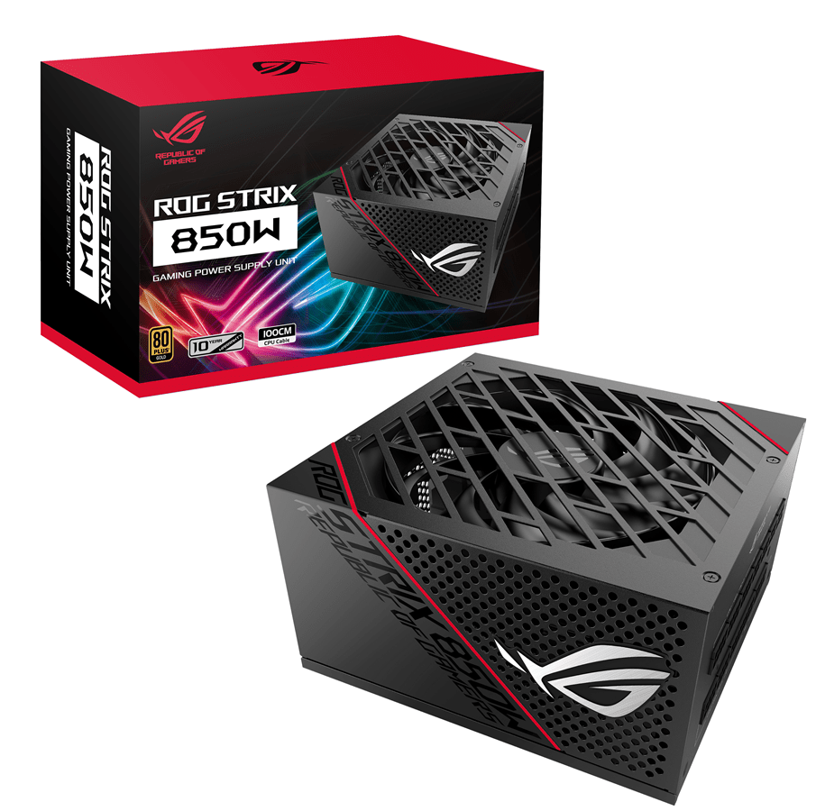 ASUS ROG STRIX 850W 80+ GOLD